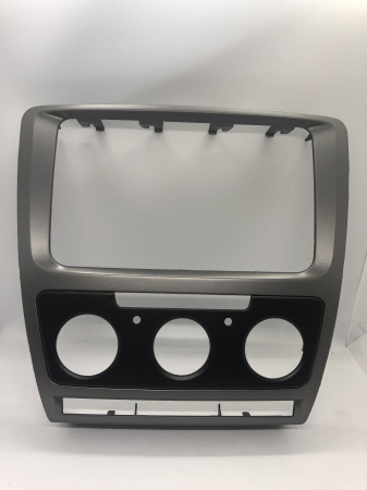 Rama Adaptoare Skoda Octavia 2 Facelift - Manual AC - AD-BGRSKOCTFLM5