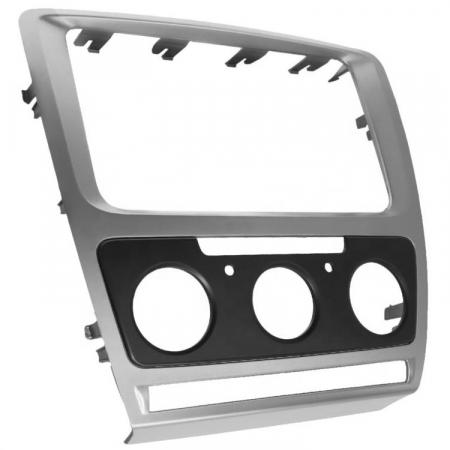 Rama Adaptoare Skoda Octavia 2 Facelift - Manual AC - AD-BGRSKOCTFLM2