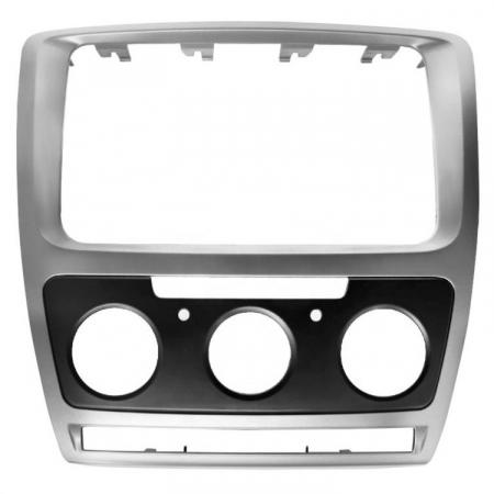Rama Adaptoare Skoda Octavia 2 Facelift - Manual AC - AD-BGRSKOCTFLM1