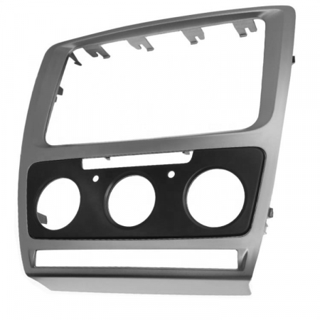 Rama Adaptoare Skoda Octavia 2 Facelift - Manual AC - AD-BGRSKOCTFLM3
