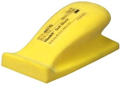 Bloc slefuire manuala fara absorbtie praf Soft Hookit Handblock 3M [0]
