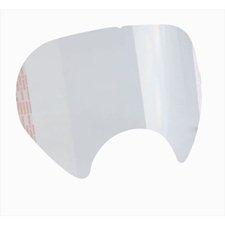 Folie protectie vizor masca completa pachet de 25 bucati  3M 0