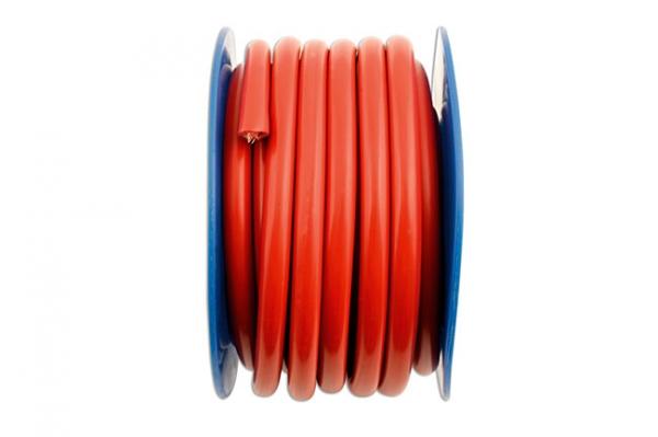 Cablu pornire baterie 170amp rosu – 10m Laser Tools [0]