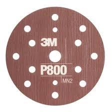 Disc abraziv flexibil hookit P800 pachet de 25 bucati  3M 0