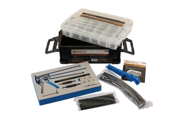 Set complet conectori conducte linie combustibil și instrument de introducere a conectorului pentru țevi Laser Tools [0]