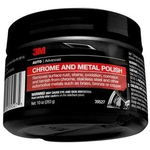 Polis Restaurator Pentru Suprafete Cromate/Metalice Chrome/Metal Restorer Polish  3M 0