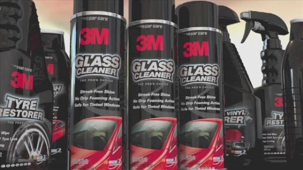 Solutie Pentru Curatarea Geamurilor Glass Cleaner  3M 0