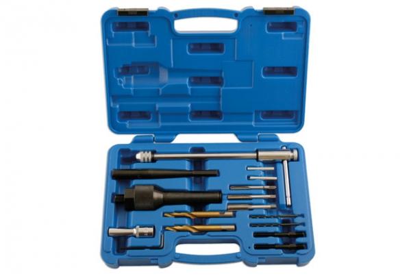 Set demontare bujii deteriorate 8 & 10mm Laser Tools 0