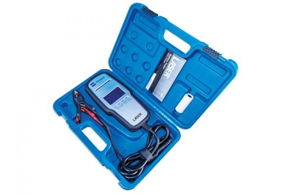 Tester baterie cu imprimantă Laser Tools 0
