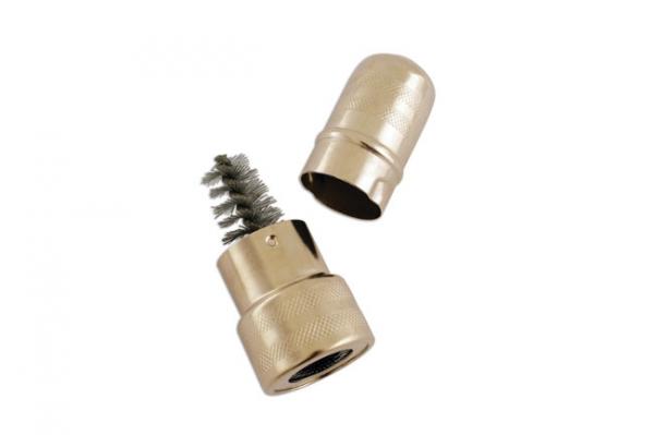 Perie specială pentru curățare bornă baterie Laser Tools [0]