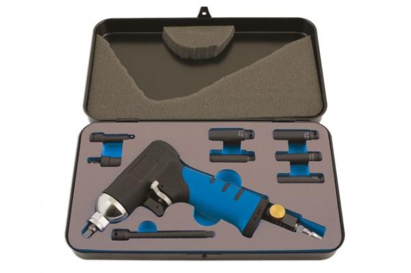 Kit demontare bujii incandescente, tubulare impact – 9 piese Laser Tools 0