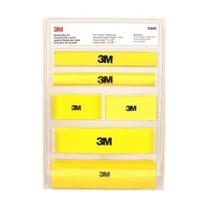 Set blocuri de slefuit Hookit GOLD fara absorbtie de praf   3M 0