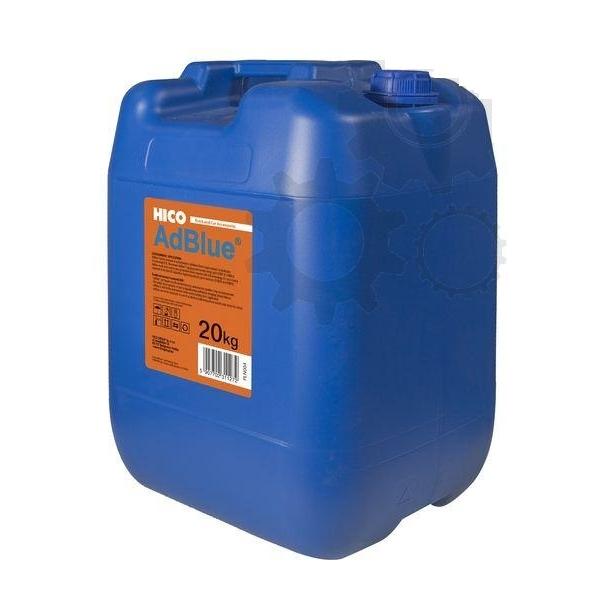 Solutie lichida motoare diesel Adblue, Borg, 20kg 0