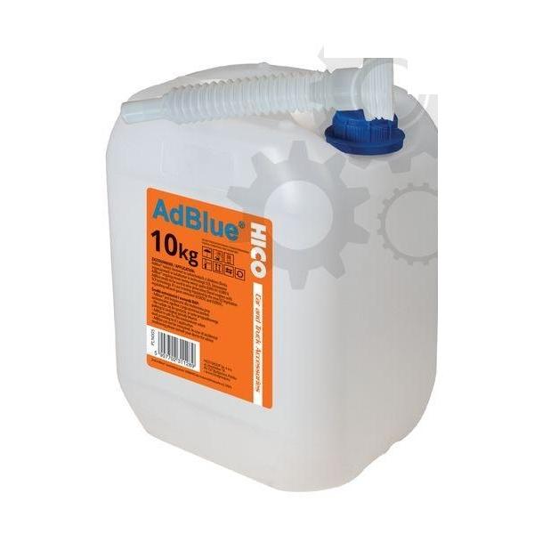 Solutie lichida motoare diesel Adblue, Borg, 10kg 0