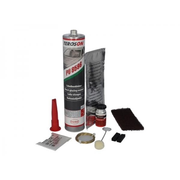 Set Adeziv montaj geam Loctite Terostat PU 8596 [0]