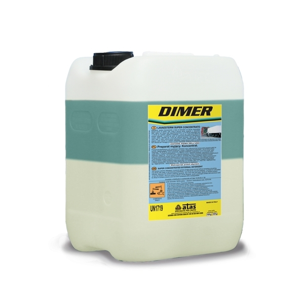 Sampon pentru curatat prelate auto Dimer, 10kg 0