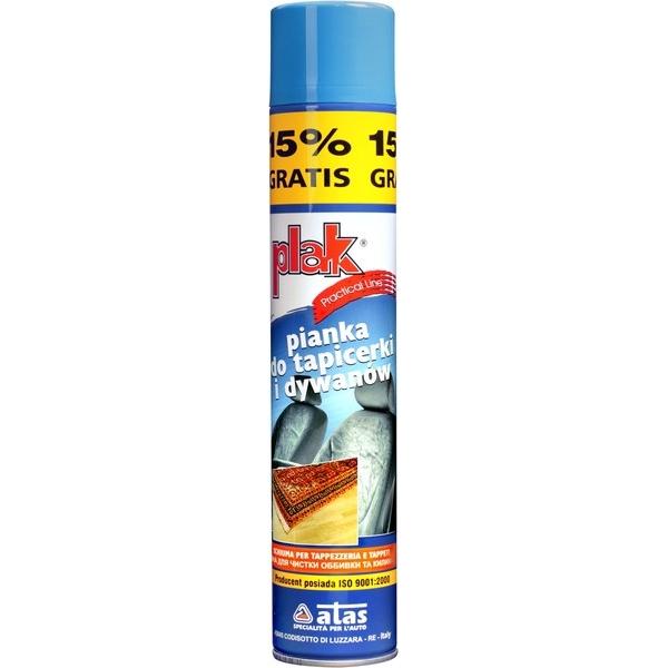 Spray curatare tapiterie Plak, 500ml 0