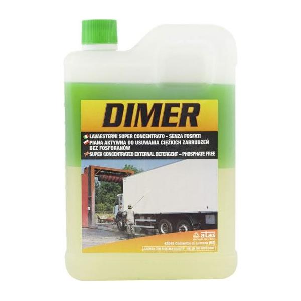 Sampon pentru curatat prelate auto Dimer, 2kg 0