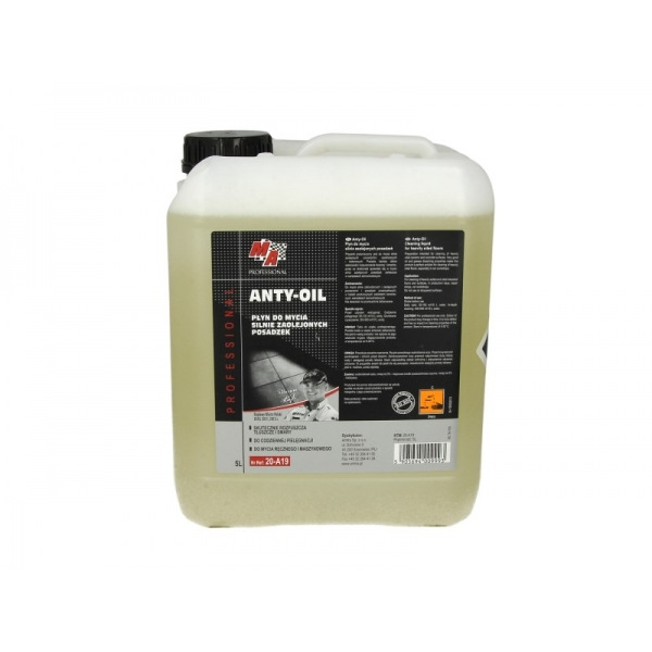 Solultie curatare ulei MA Professional, 5L 0