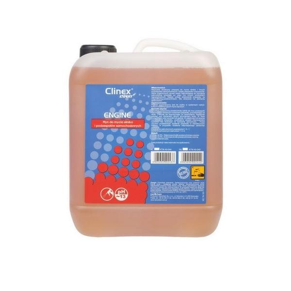Solutie curatare motor exterior Clinex, 5L 0