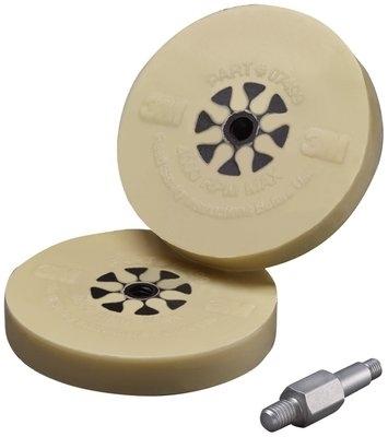 Disc curatat adezive 100mmcu mandrina prindere 3M [0]