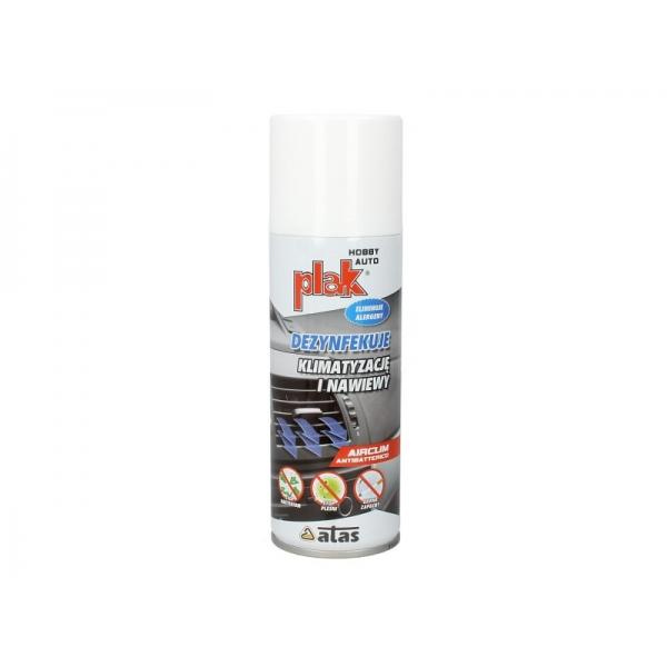 Spray curatare sistem aer conditionat PLAK, 200 ml [0]