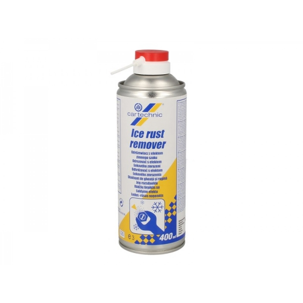 Spray deruginol cu soc termic cu aplicator, Cartechnic 400ml 0