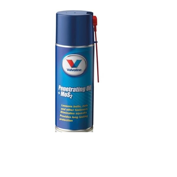 Spray universal antigripant/deruginol cu aplicator, Valvoline MoS2 300 ml 0