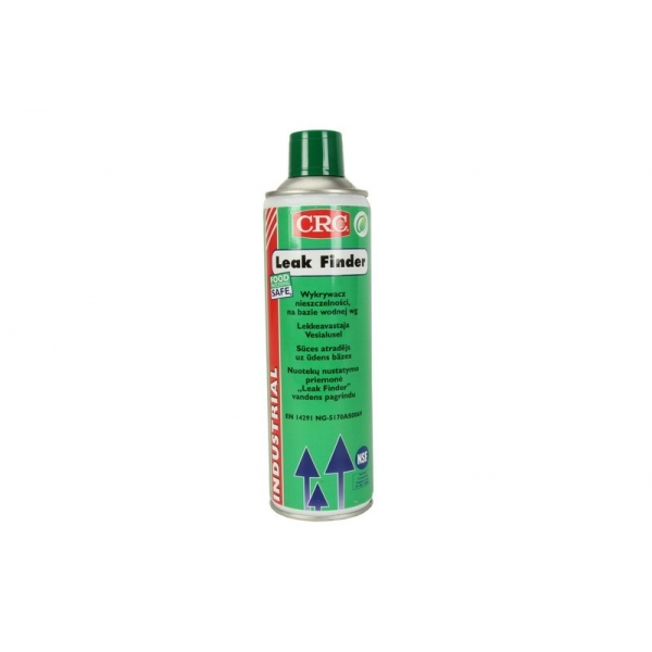 Spray detectie scurgeri gaze/aer, CRC 500ml 0