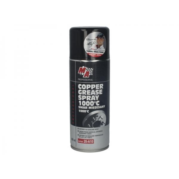 Spray vaselina pe baza de cupru, MA Professional 400ml 0