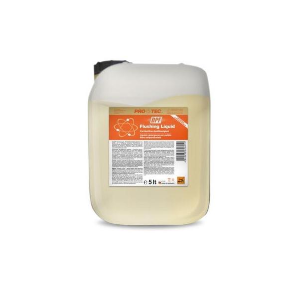 Solutie curatare filtru de particule DPF, PROTEC 5L 0