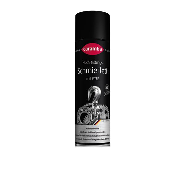 Spray vaselina universala cu PTFE, Caramba 500 ml [0]