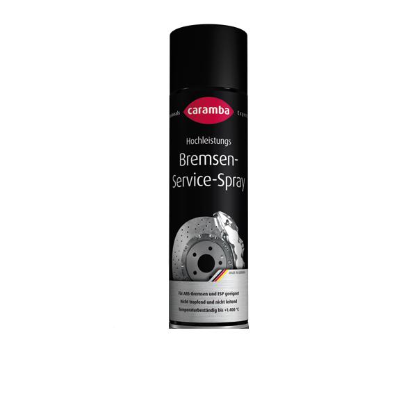 Spray curatare discuri frana, Caramba 500 ml 0