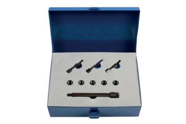 Kit inserții filetate bujii M10 x 1.25mm Laser Tools 0