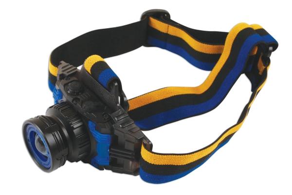 Lanternă de cap reîncărcabilă – 3W CREE Led Laser Tools 0
