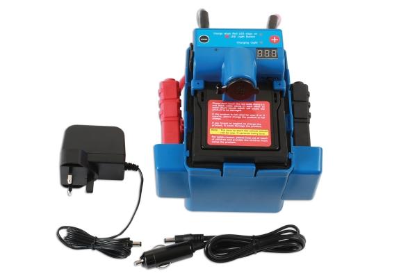 Starter baterie Mini Jump 12V Laser Tools [0]