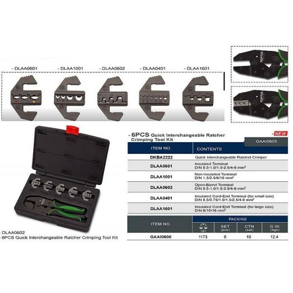Cleste instalarii electrice special interschimbabil 0