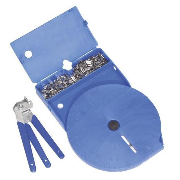 Kit cleme pentru montare burdufuri planetare, Sealey [0]
