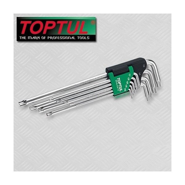 Set chei torx special 1.5-10 mm [0]