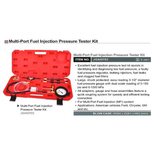 Kit masurare presiune combustibil 0-1000 kPa/0-150 psi 0