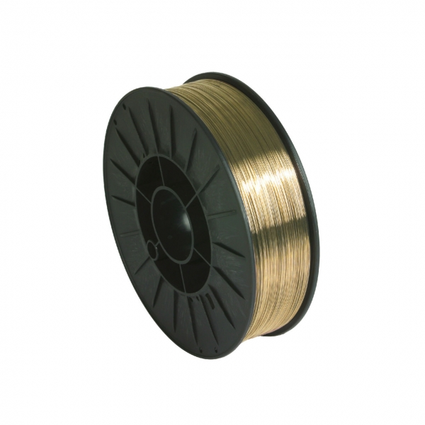 Rola sarma sudura CuAl 200mm  0,8 - 5kg UHTS special 2