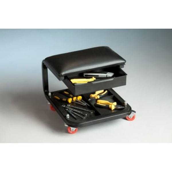 Scaun mecanic cu locas pentru scule 360 x 365 x 365 mm 0