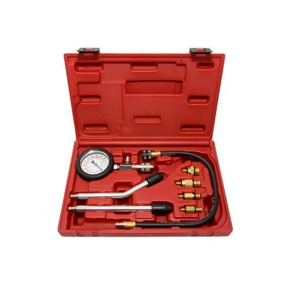 Trusa testare compresie/compresmetru benzina 0-20 Bari, Force 0