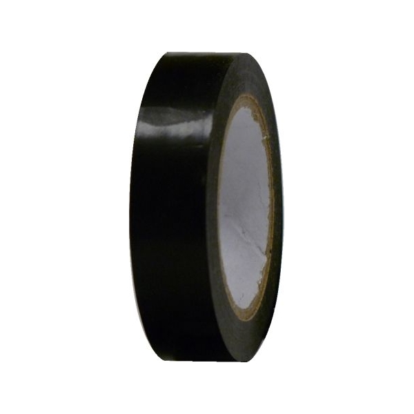 Pachet 10 bucati Banda izolatoare PVC neagra 0