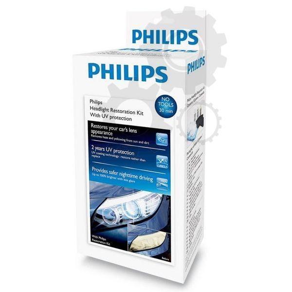 Set polish faruri Philips 1