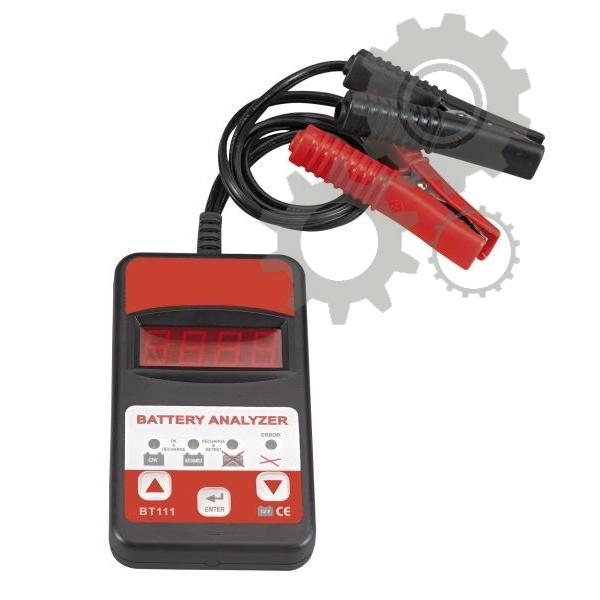 Tester baterie  12V digital 0