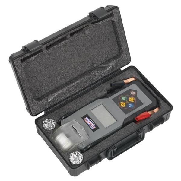 Tester 12v baterie cu imprimanta 0