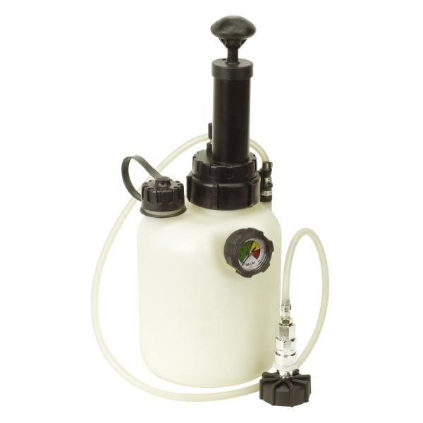 Aparat  aerisit schimbat lichidul de frana sau ambreaje hidraulice  rezervor 2,5L  Sealey 0