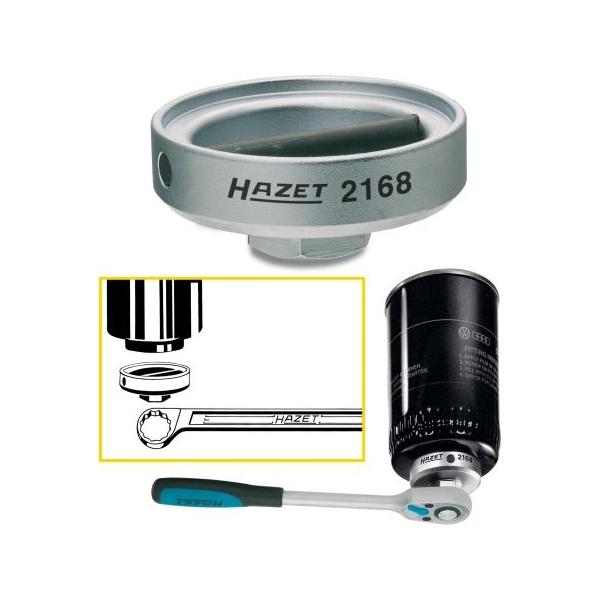 Cheie filtru ulei 3/8  Hazet 0