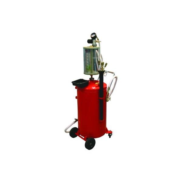 Recuperator peumatic ulei cu absorbtie, capacitate rezervor 90l 0